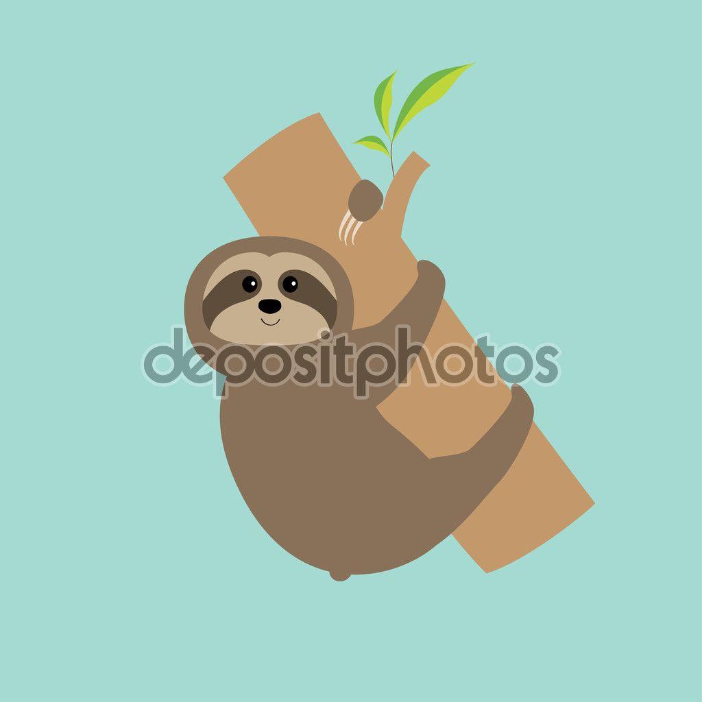 Resultado de imagen para oso perezoso dibujo | dibujos infantiles ...