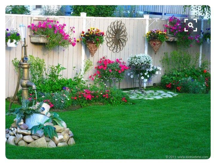Simple Garden Fence Ideas 25 ideas for decorating your garden fence diy garden fencing 25 ideas for decorating your garden fence diy workwithnaturefo