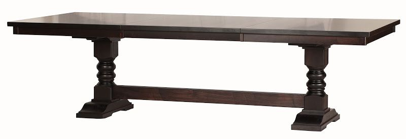 110 X 48 Marseille Dining Table In Onyx Maple From Erik Organic Dining Table