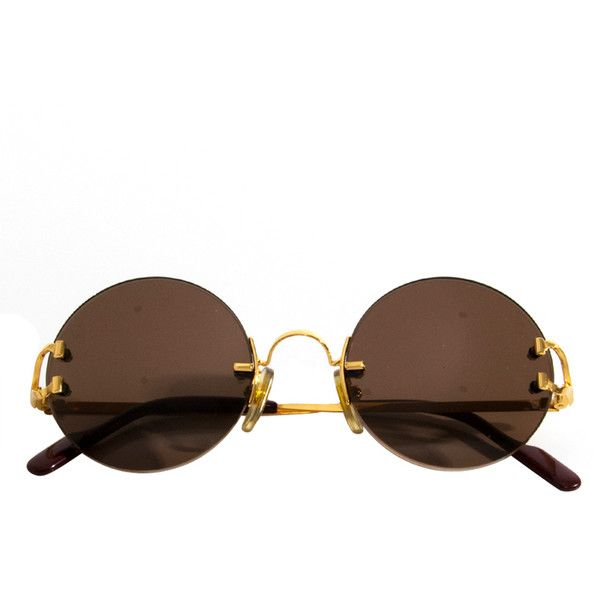 835b76ff0f Pin by e gla on cartier glasses gold frame