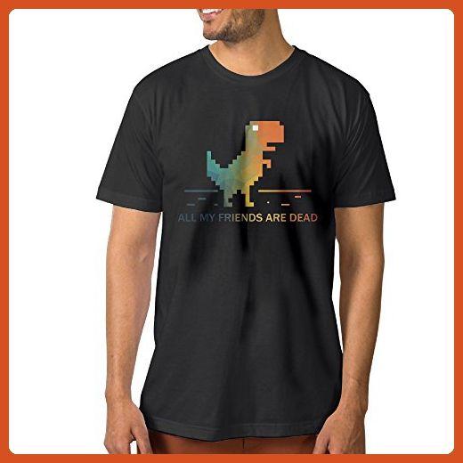 Men Party Puzzle Dinosaur Fashion Tee Shirt Animal Shirts