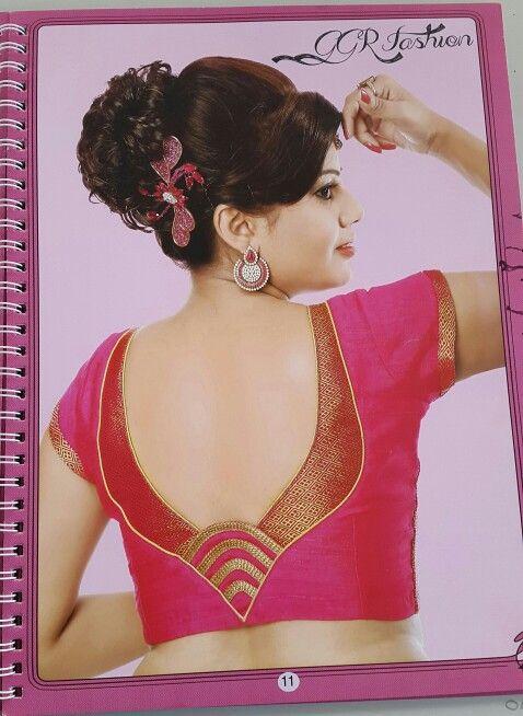 pinaarthi on pattern blouses   stylish blouse design