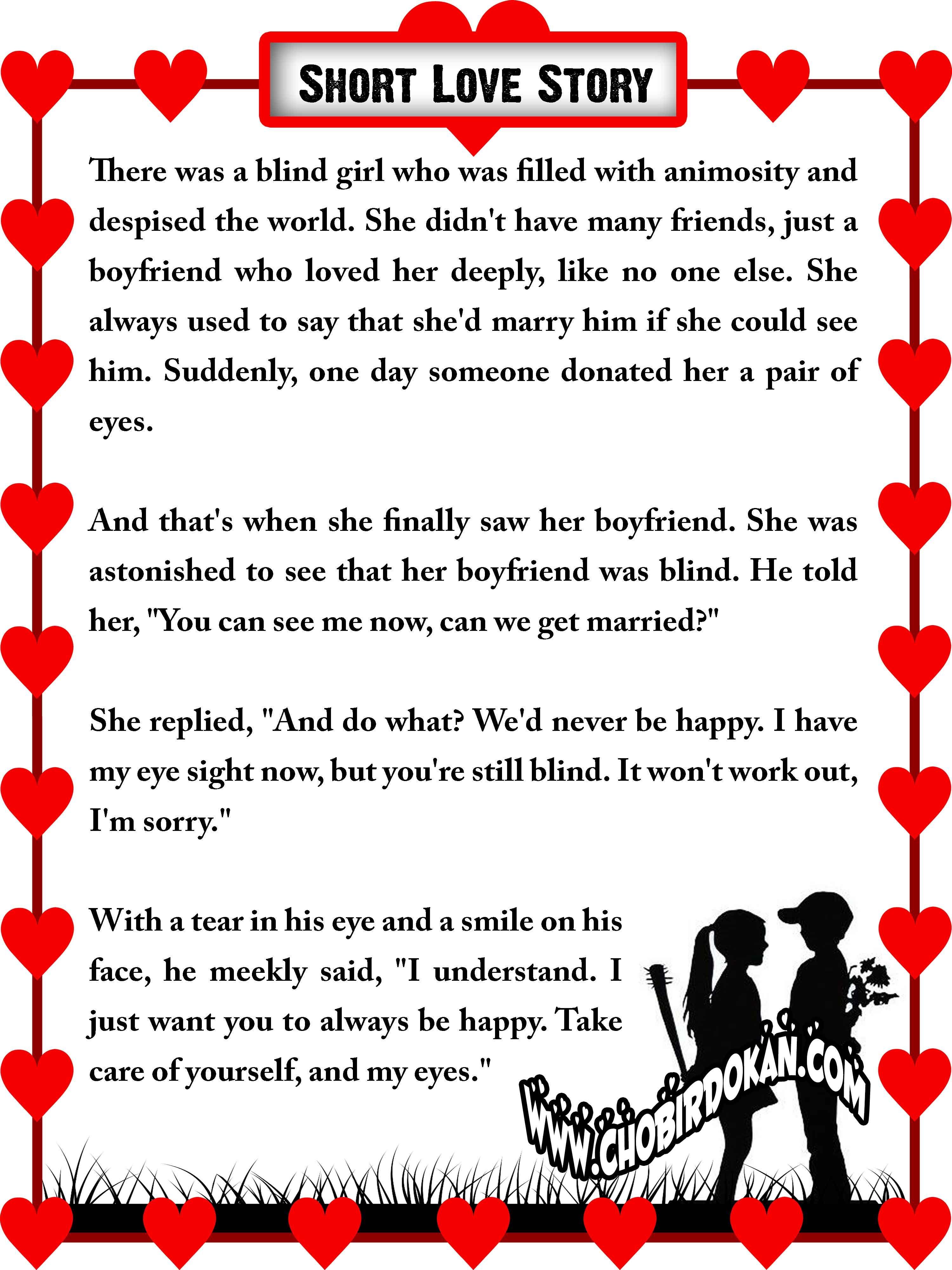 short tragic love stories | Cute Heart Touching love stories