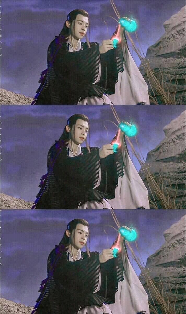 Đặng Luân vai Tử Hư Movie art, Chinese martial arts