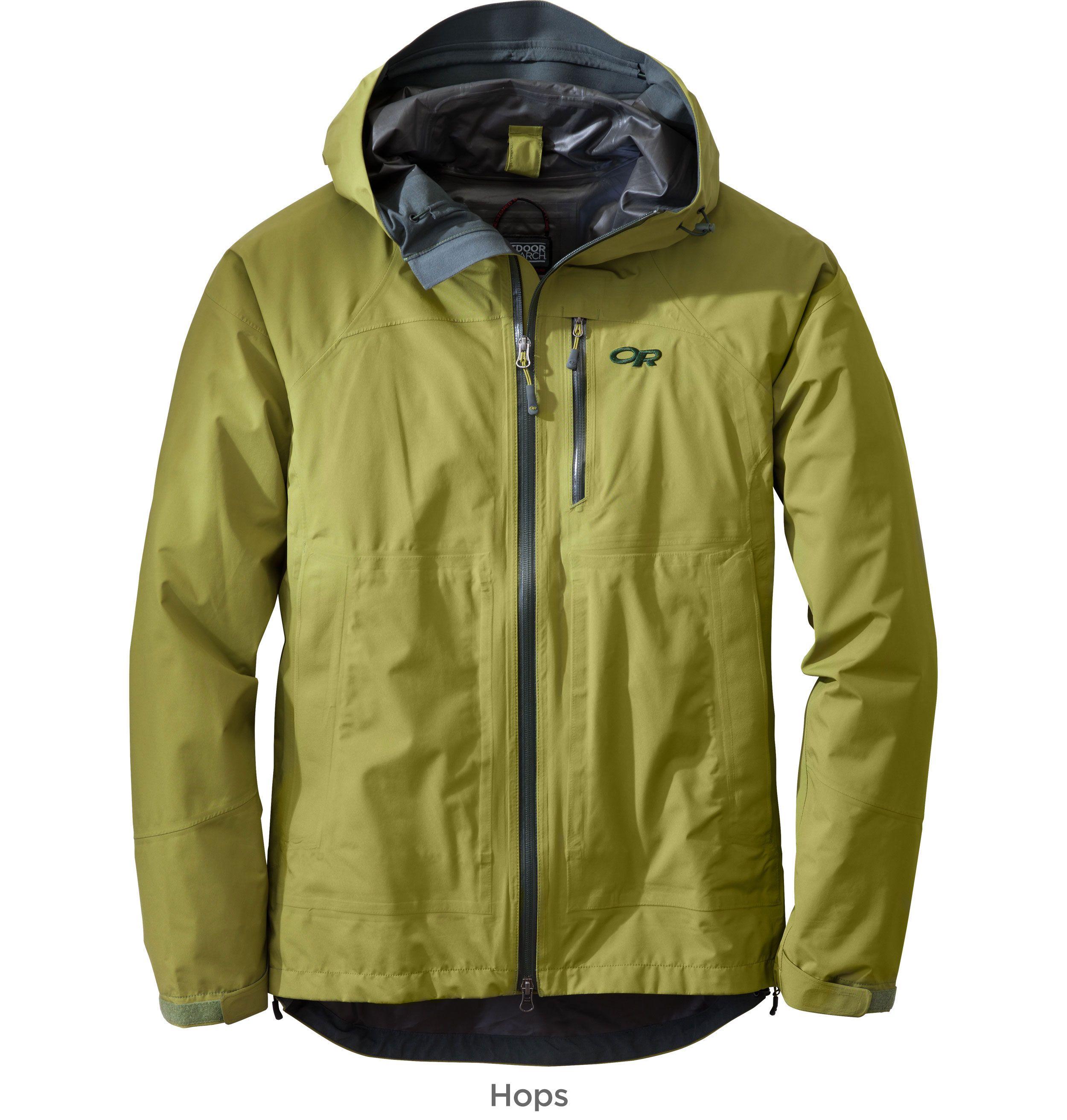 Men's Foray Jacket – Hops