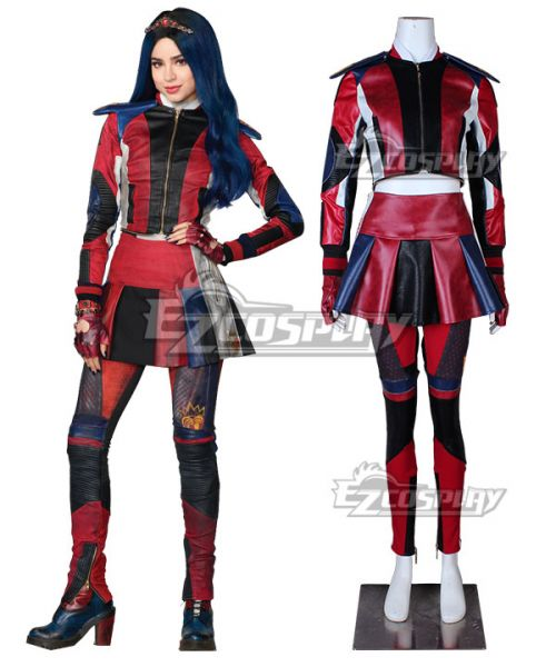 Disney Descendants 3 Evie Cosplay Costume B Edition #descendants3