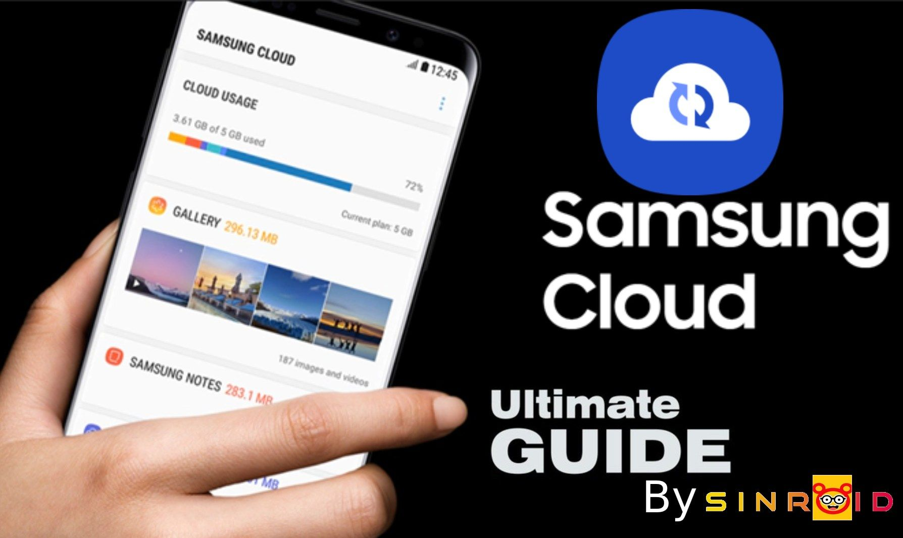 Samsung Cloud storage The Ultimate Guide 2020 in 2020