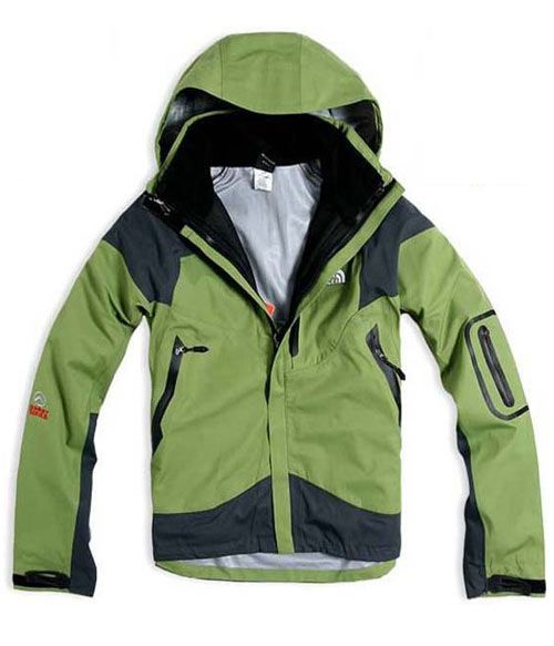 the north face verde