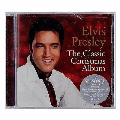 christmas songs and album new elvis presley the classic christmas album buy - Classic Christmas Albums