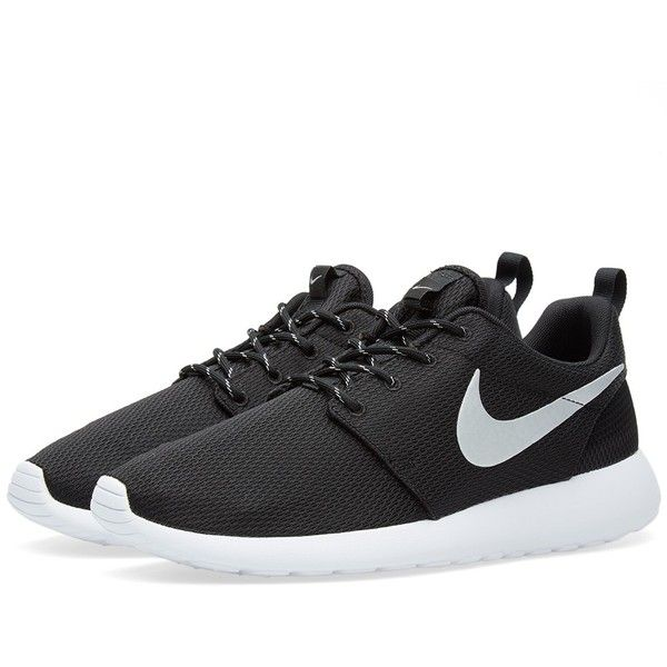Nike W Roshe One (7.805 RUB) ❤ liked on Polyvore featuring shoes, athletic