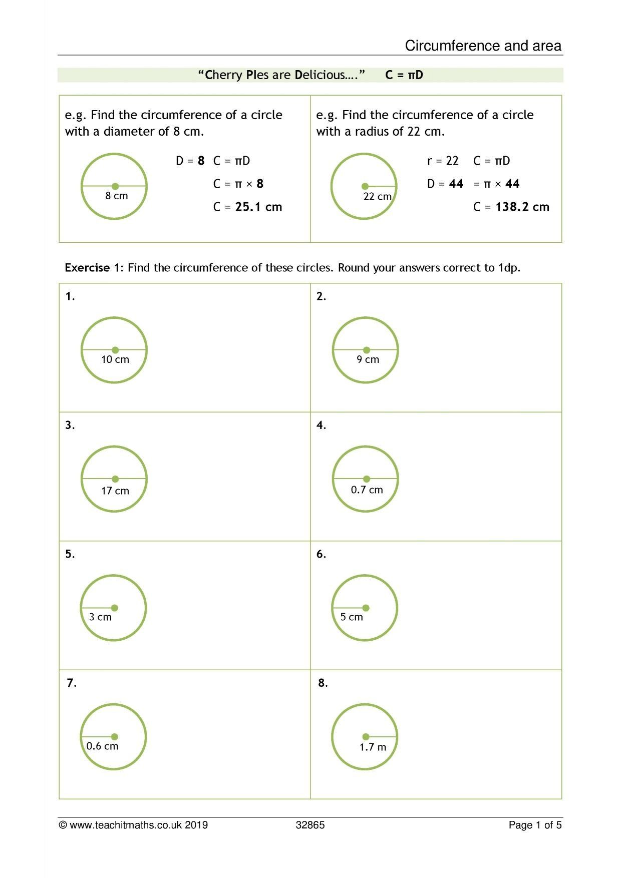 55 Area Compound Shapes Worksheet Answers With Images