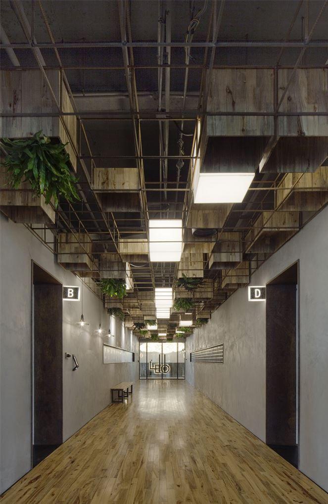 LEO O ce Design Project Picture gallery | INTERIOR | การ