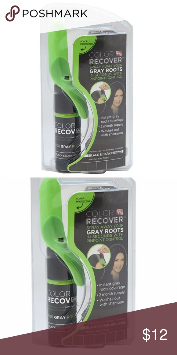 Color recover gray root as seen on tv New Please check out
