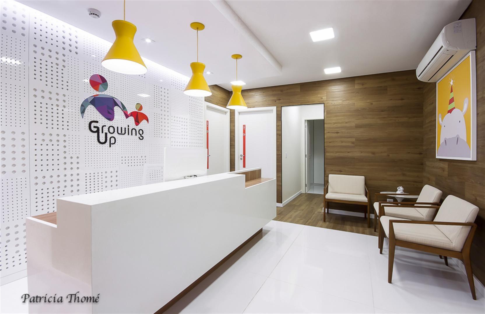Projeto de Arquitetura Especializada - Clínica Pediátrica - Growing Up