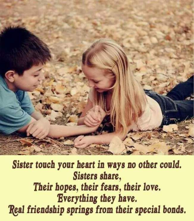 My Life Is Empty Without U Brother And Sister Are Best Friends