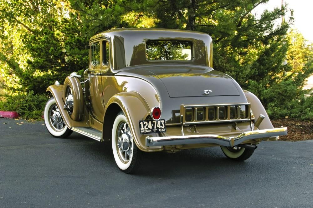 Sovereign Studebaker – 1932 Studebaker Dictator Coup | Hemmings Daily