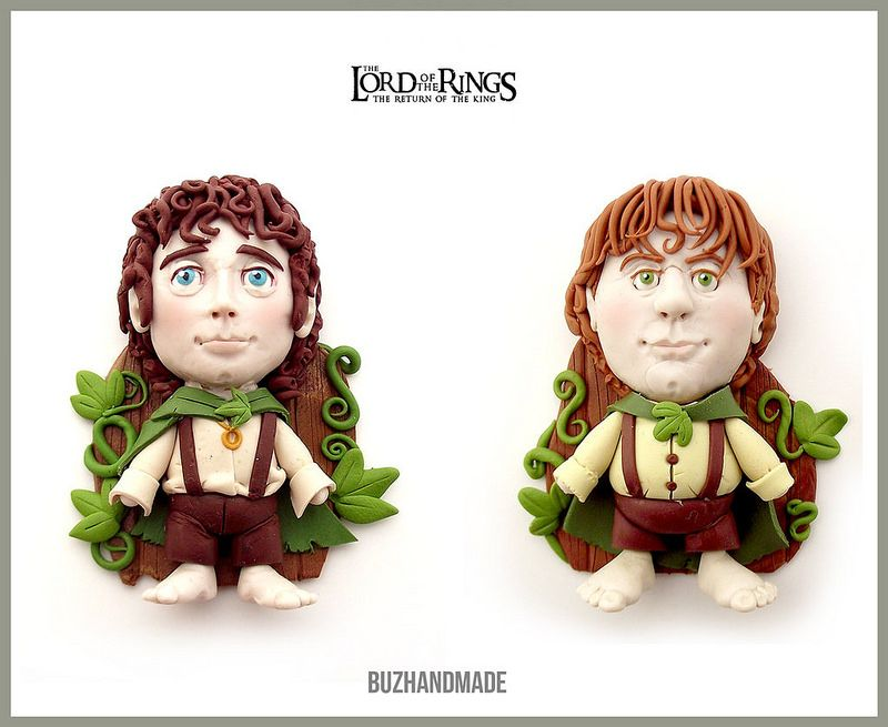 Sam and Frodo | Flickr - Photo Sharing!