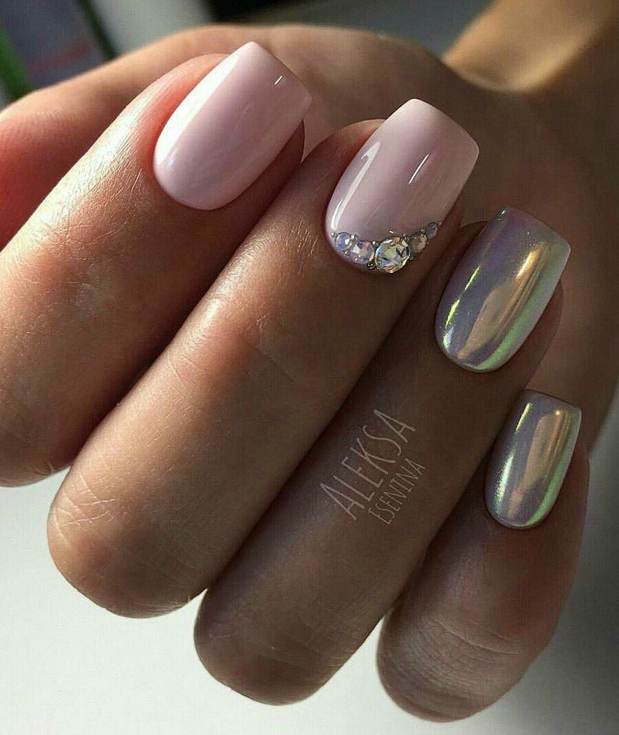 Pin by Jami Jenner on Nails | Pinterest | Manicure, Nail nail and ...