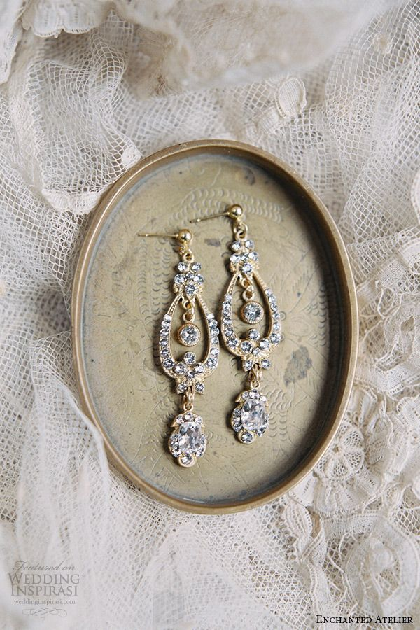 enchanted atelier liv hart bridal jewelry wedding accessories