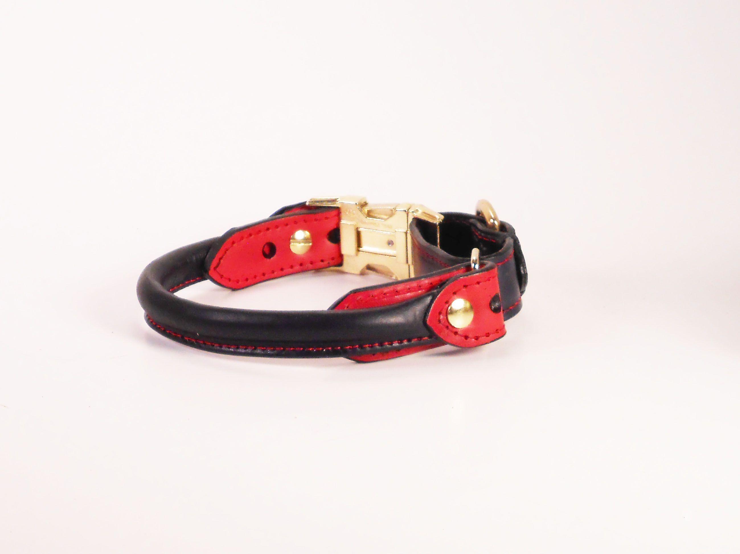 Custom Hand Made Leather Dog Collars