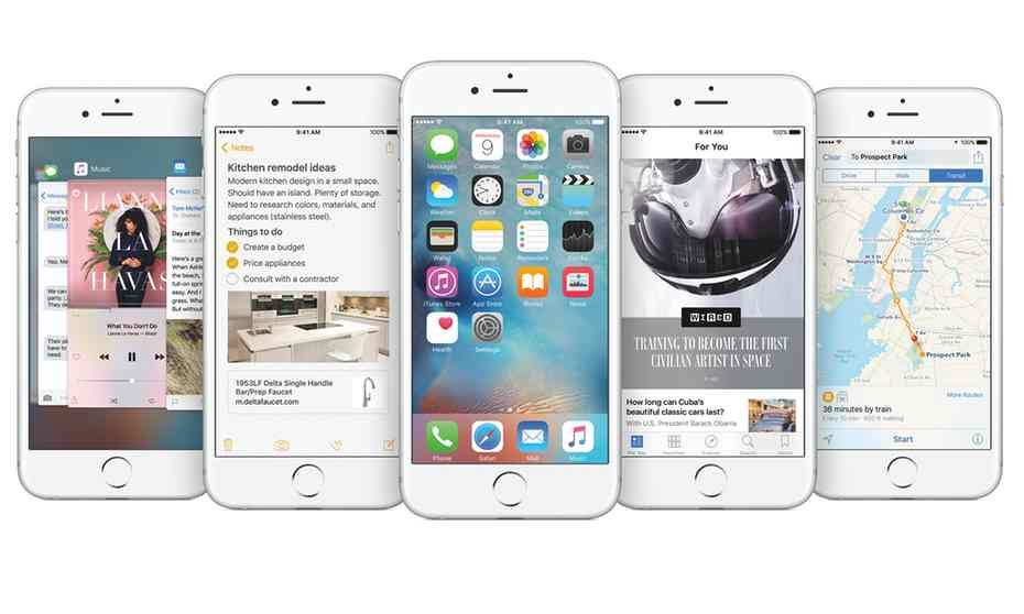 IOS 9 Review An Upgrade To Jump For Or Skip