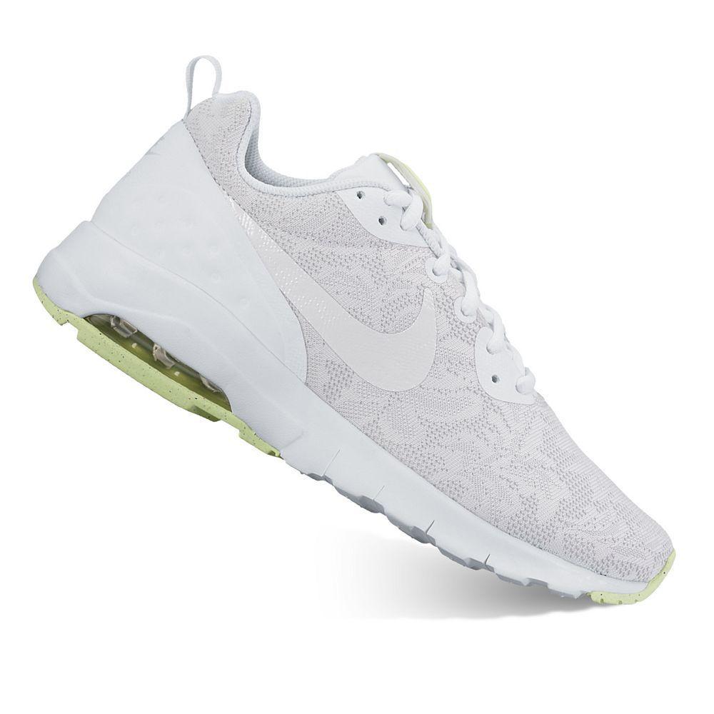 online retailer 35929 3e9b8 Nike Air Max Motion Low ENG Women s Shoes, Size  6.5, White
