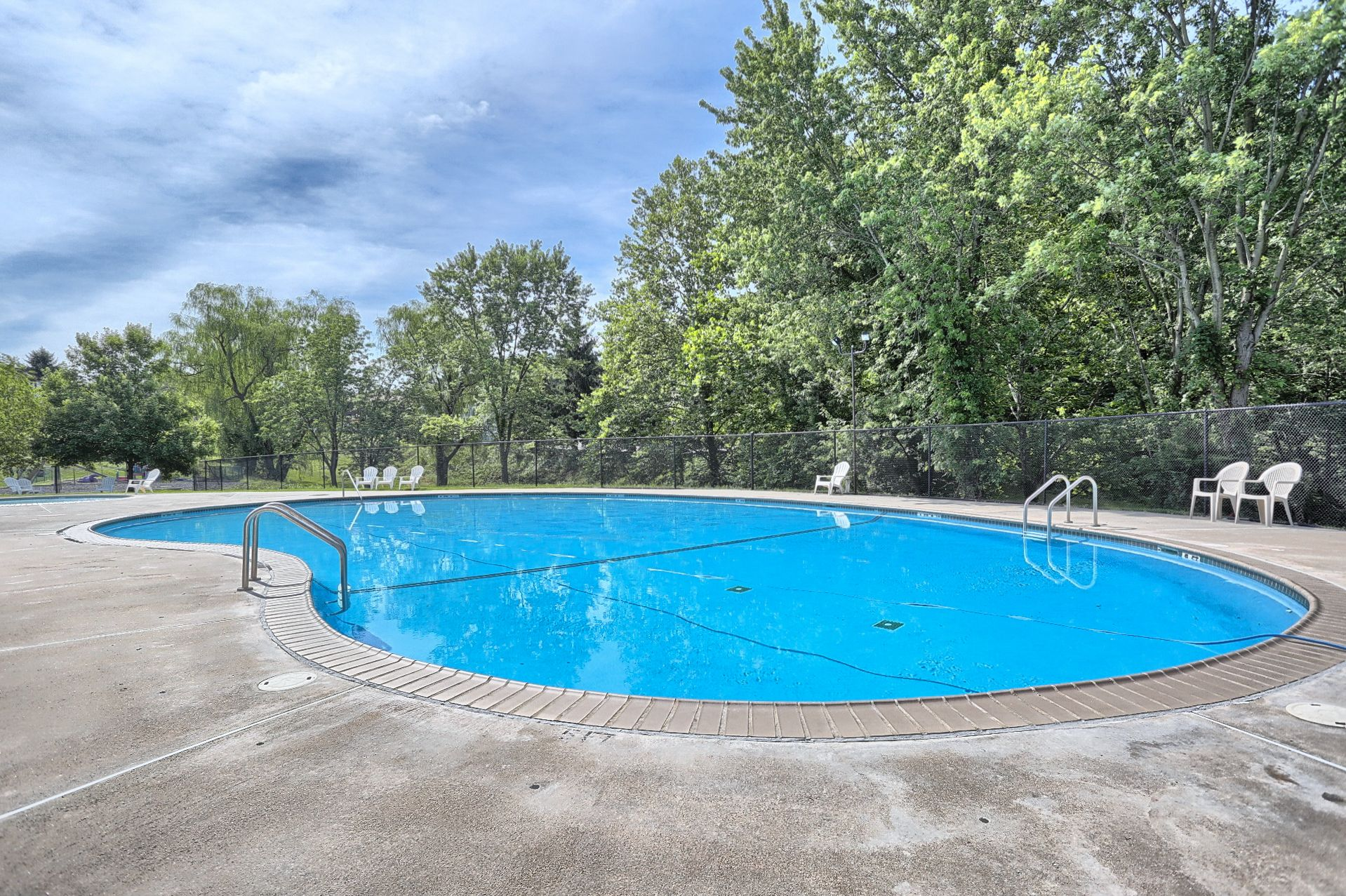 Lovely Exeter township Swimming Pool