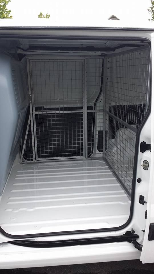 Dog Cage Van Conversion Dog Cages Dog Equipment