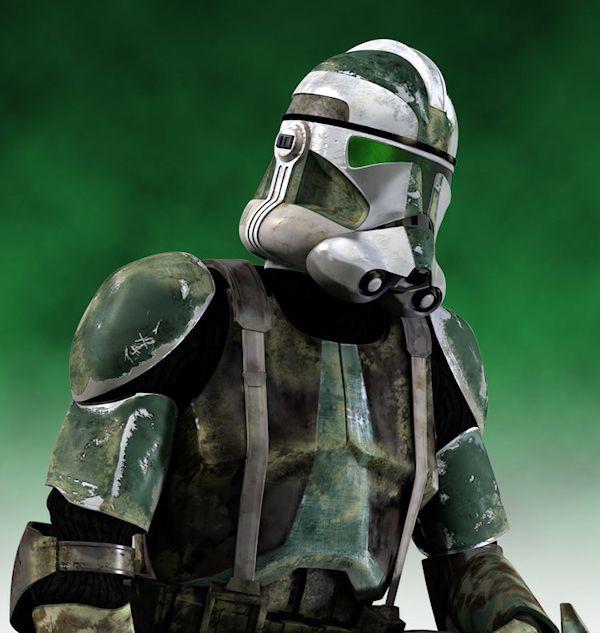 Clone Commander Gree | Star Wars Universe | Star wars clone