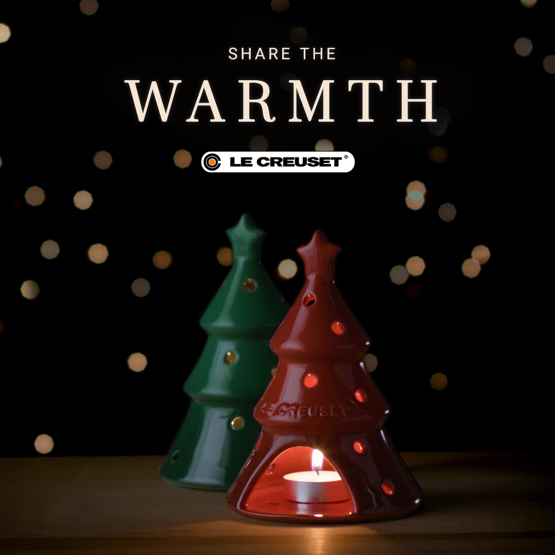 Share The Warmth Of Timeless Holiday Favorites Shop These Festive Christmas Tree Tea Light Holders And More Video Tea Lights Holiday Recipes Gifts Tea Light Holder