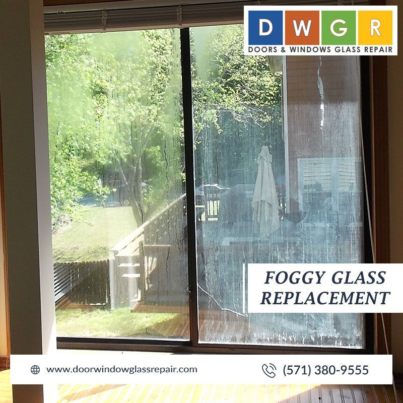 Foggy Glass Replacement Glassrepair Need For A Foggy Glass Repair