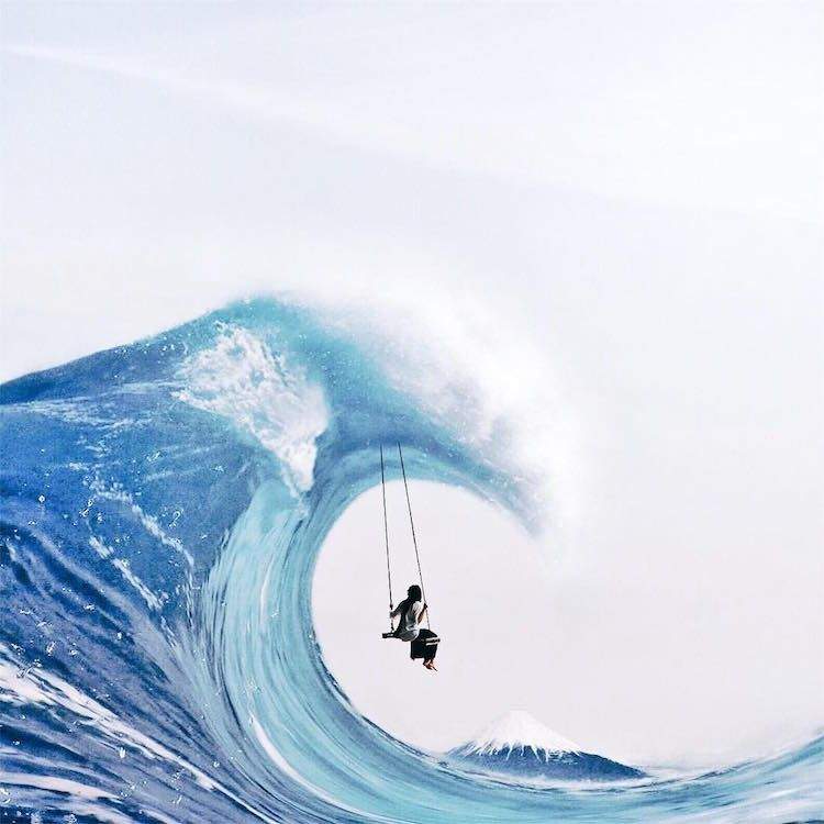 Découvrez les magnifiques images surréalistes dune artiste portugaise avec qui lart numérique na jamais été aussi beau !