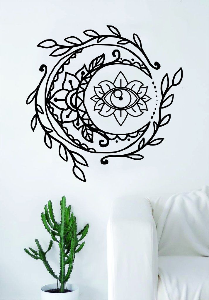 Boho Wall Decals