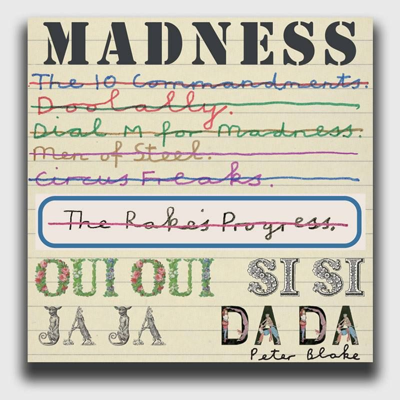 Pin By Andy Perry On Music Album Covers Sis Peter Blake