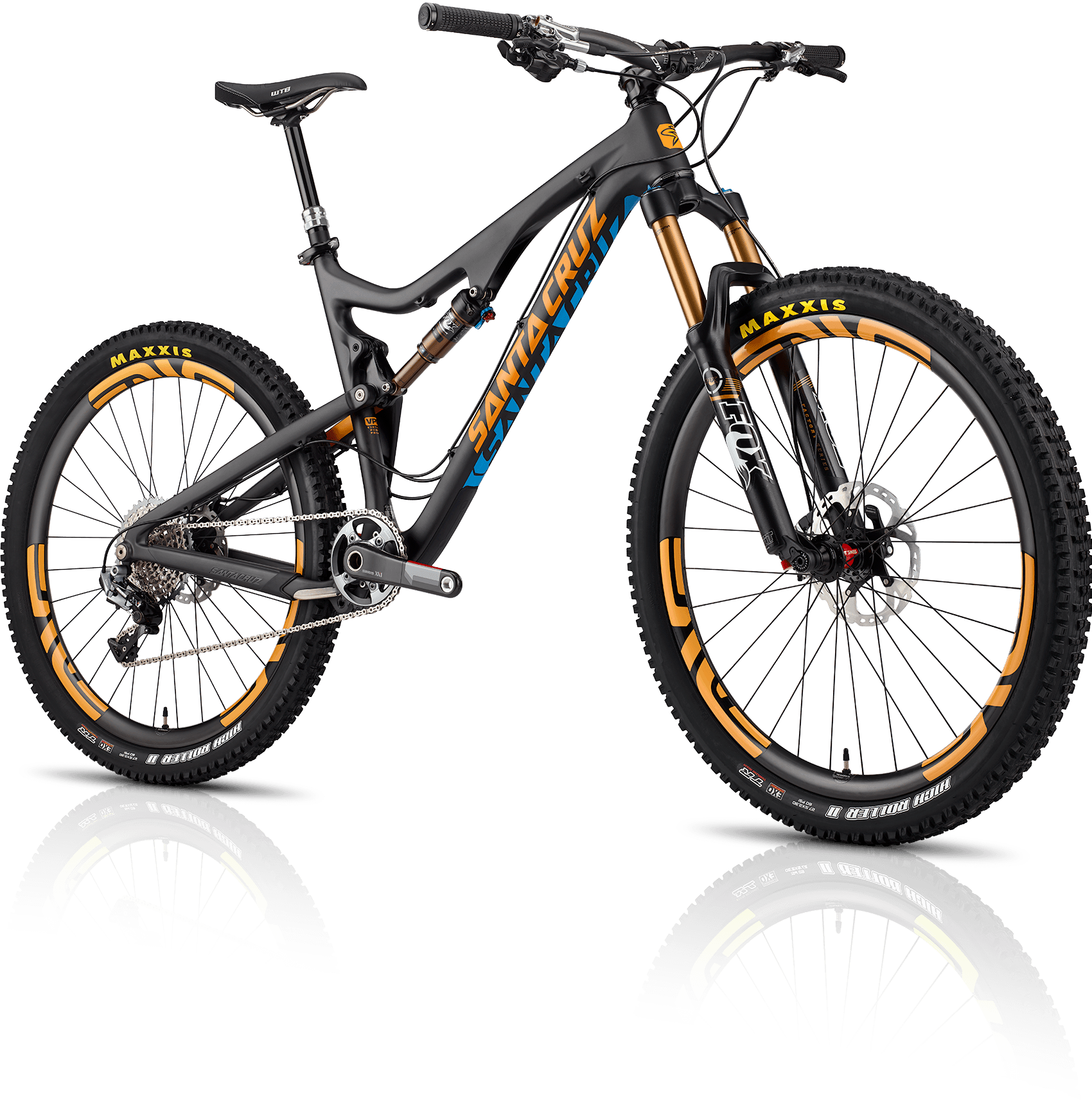 Santa Cruz Bicycles Bronson C With Enve Wheels Santa Cruz