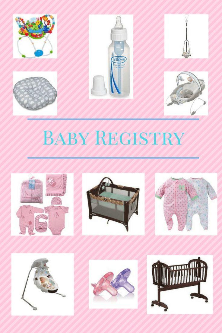Baby Registry, Amazon Baby Registry, Walmart Baby Registry ...