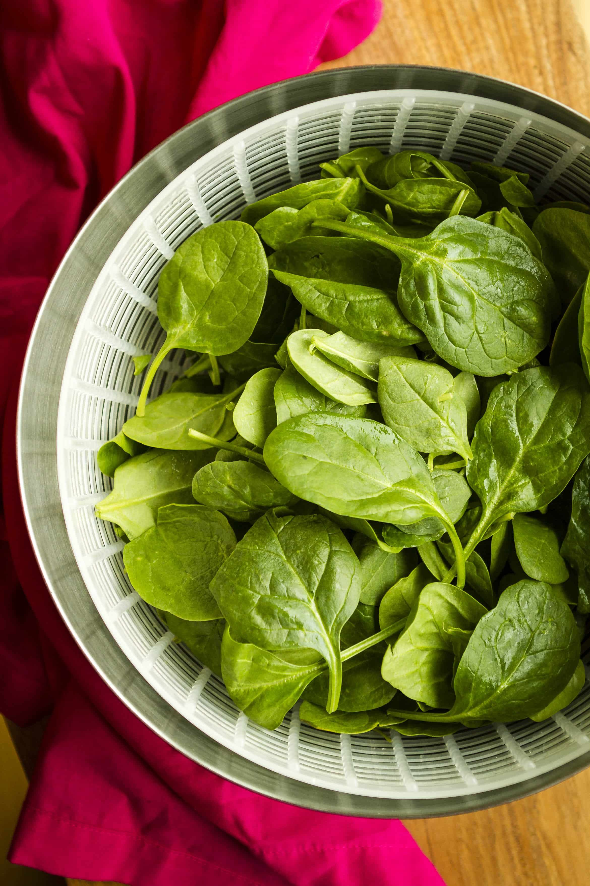 How to freeze spinach yes you can freeze spinach
