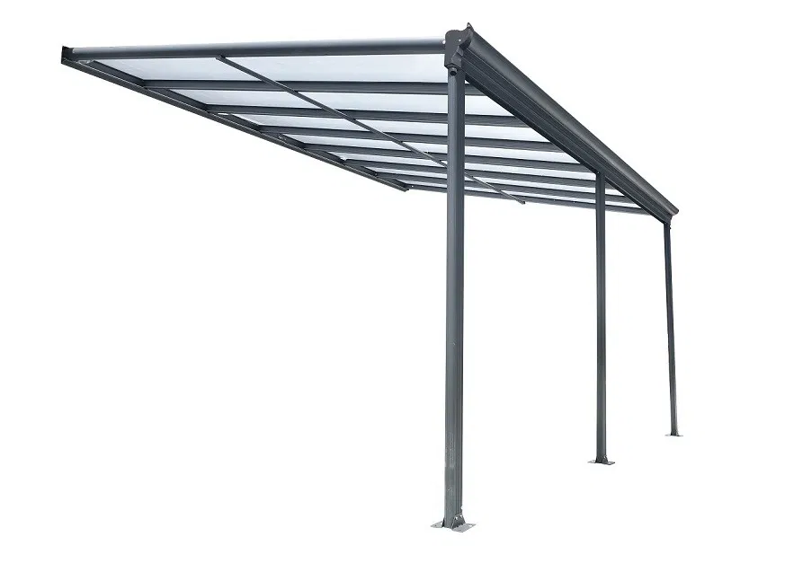 Kingston 10 Wide Lean To Carport Patio Cover Various Sizes In 2020 Carport Patio Carport Aluminum Patio Covers