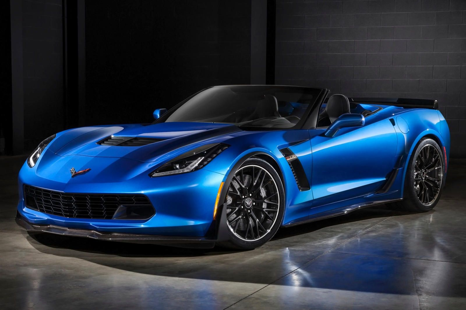 Image Result For 2018 Blue Corvette Convertible Chevy Corvette