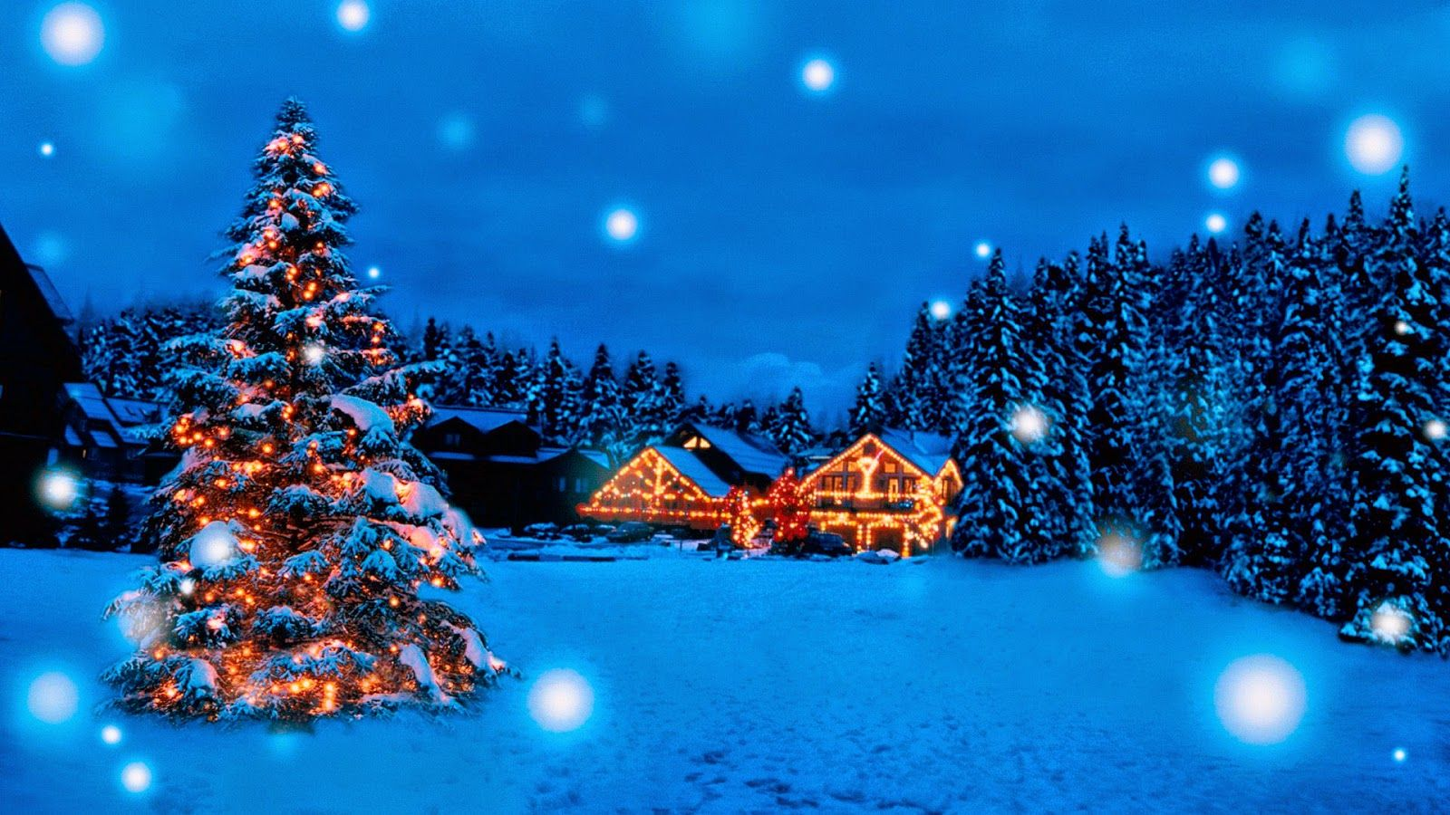 christmaswallpaperhdwidescreen Christmas desktop