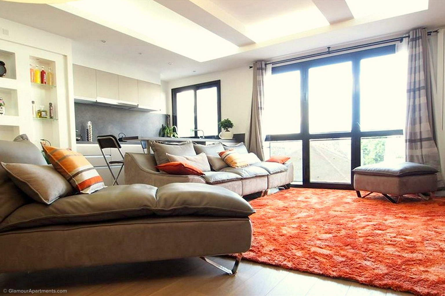 Paris Rue Beethoven 1bedroom apartment for sale 1