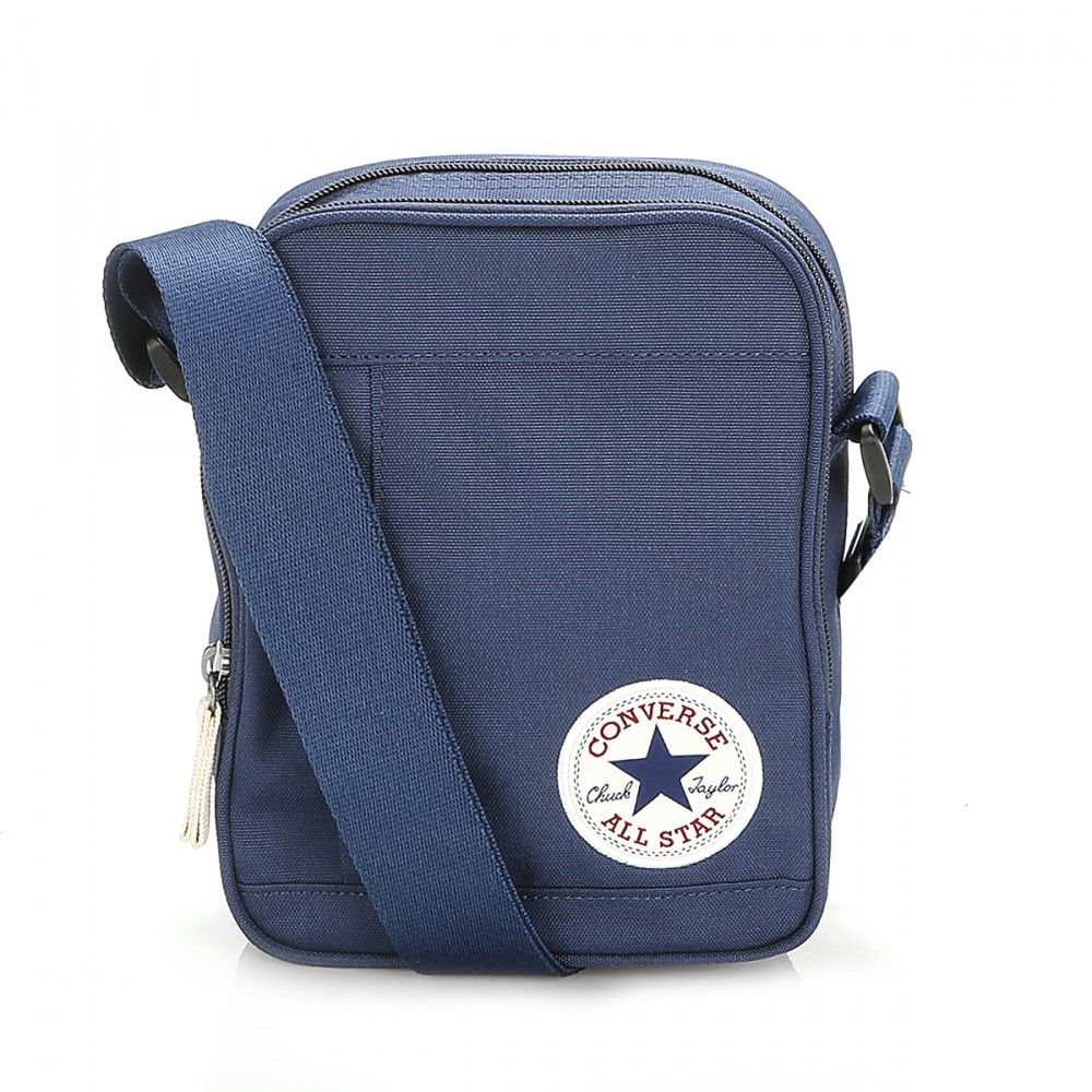 d96a9ef6ea12 Converse Navy Core Poly Cross Body Bag