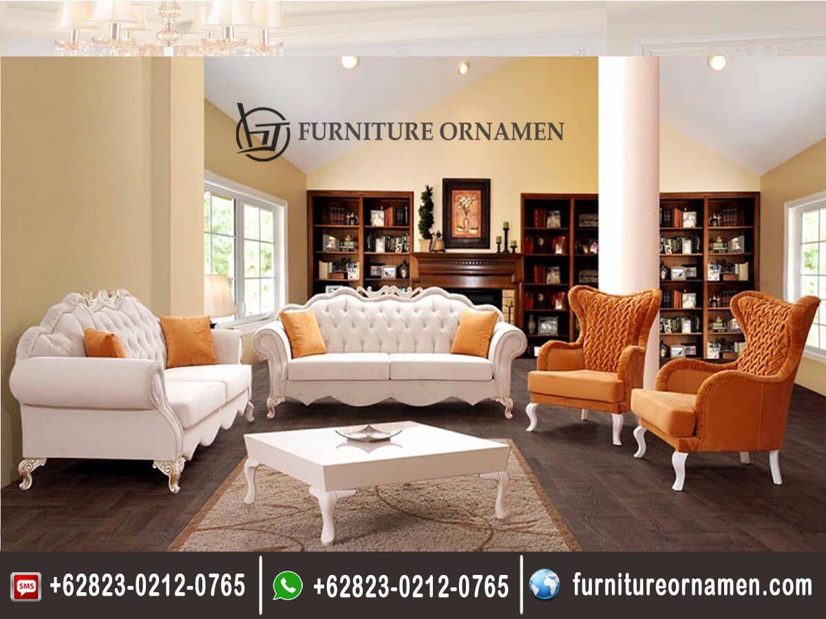 Sofa Tamu Jepara Modern Tfr 0334