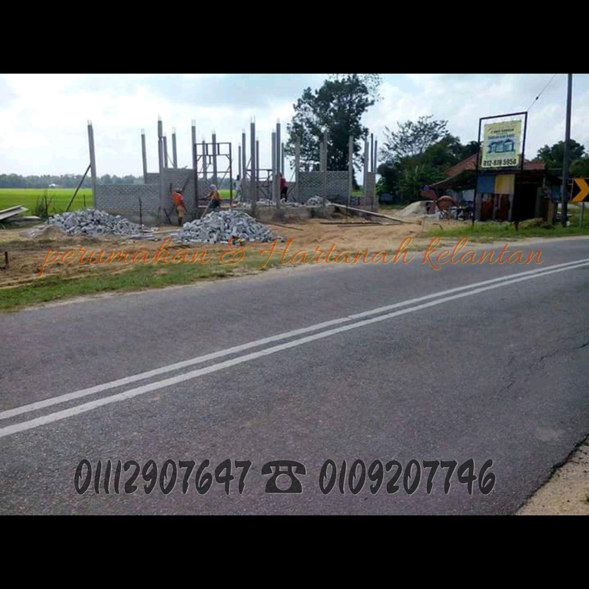 Everypost Country Roads Kelantan Country