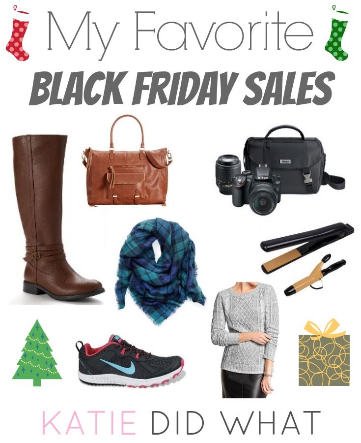 The BEST Black Friday/ Cyber Monday sales