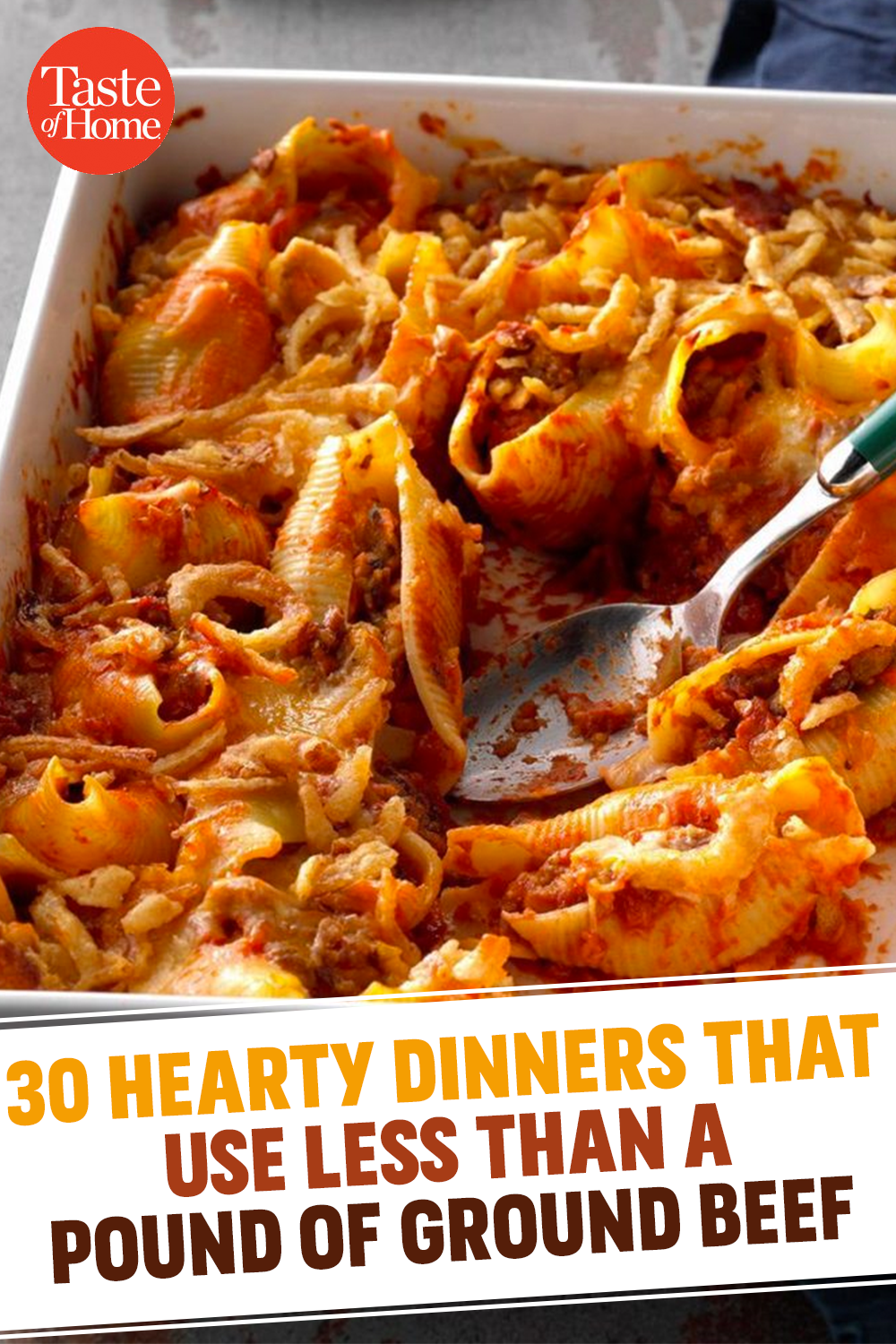 30 Hearty Dinners To Make With Less Than A Pound Of Ground Beef Ground Beef Recipes For Dinner Beef Recipes Easy Dinners Beef Recipes Easy