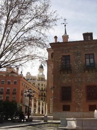 Calle Infantas Plaza Del Rey Madrid