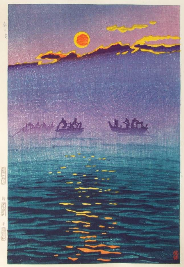 Shiro Kasamatsu - Morning Waves (1956)
