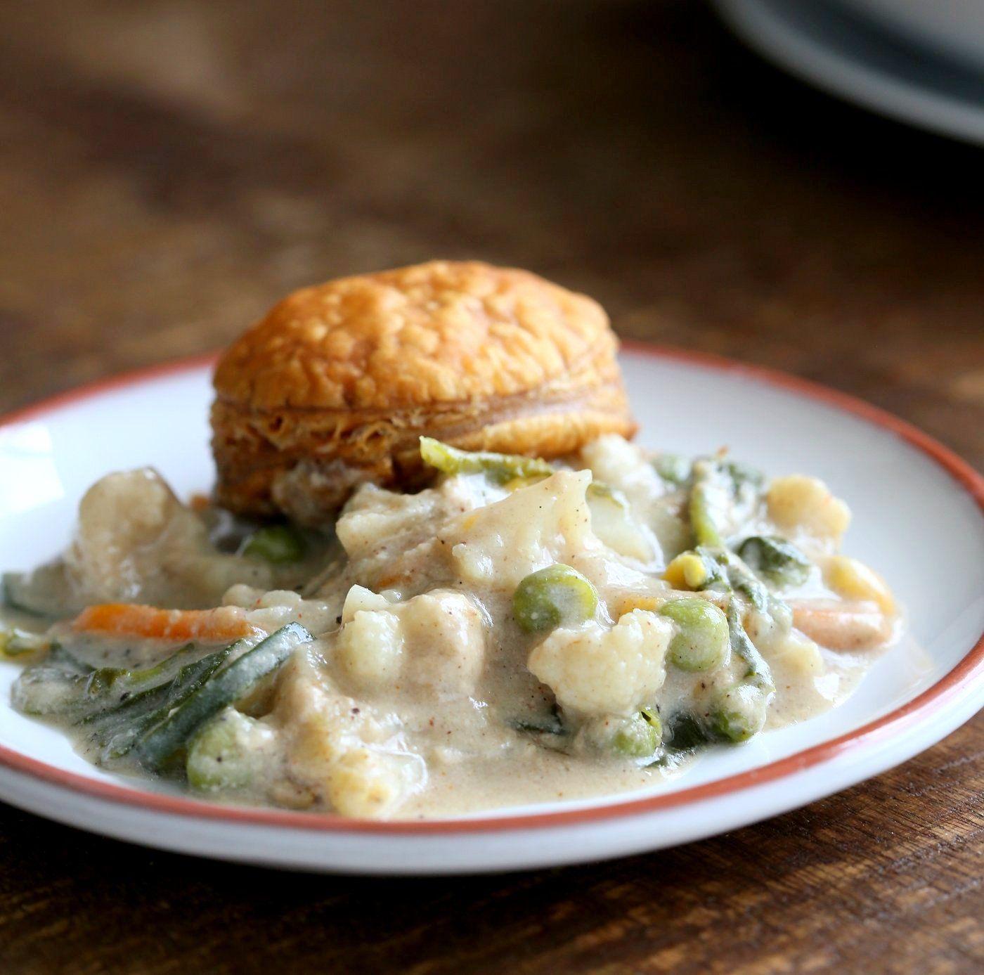 1 Hour Masala Vegetable Pot Pie Vegan Richa Recipe Vegetarian Pot Pie Vegetable Pot Pies Soy Free Recipes