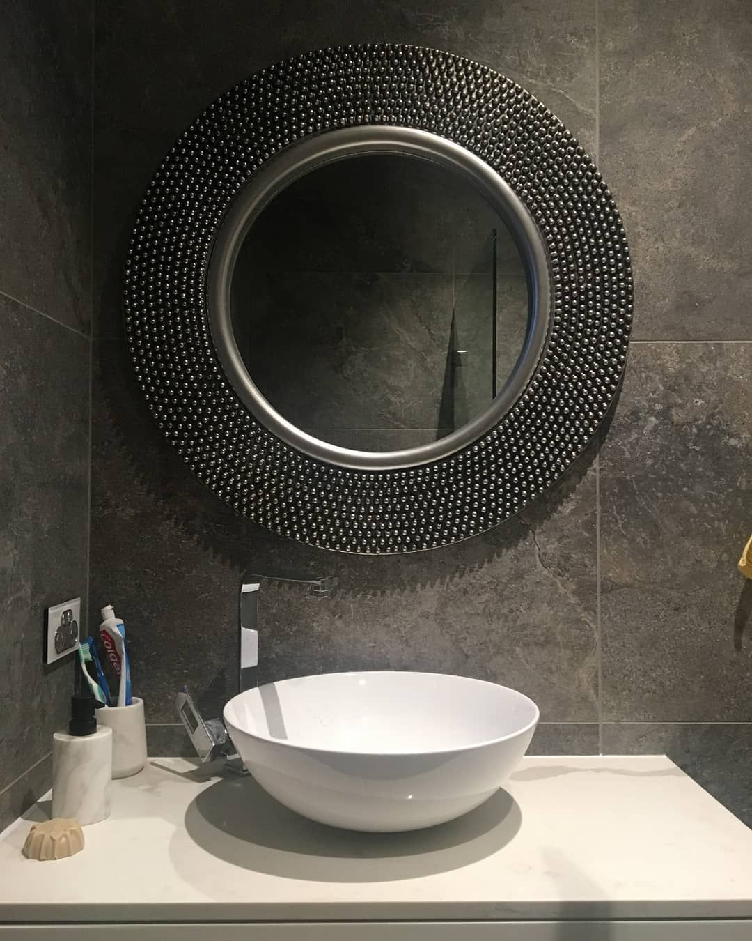 Best Interior Designideas: There Is No Better Feeling Than Using A Round Wall Mirror